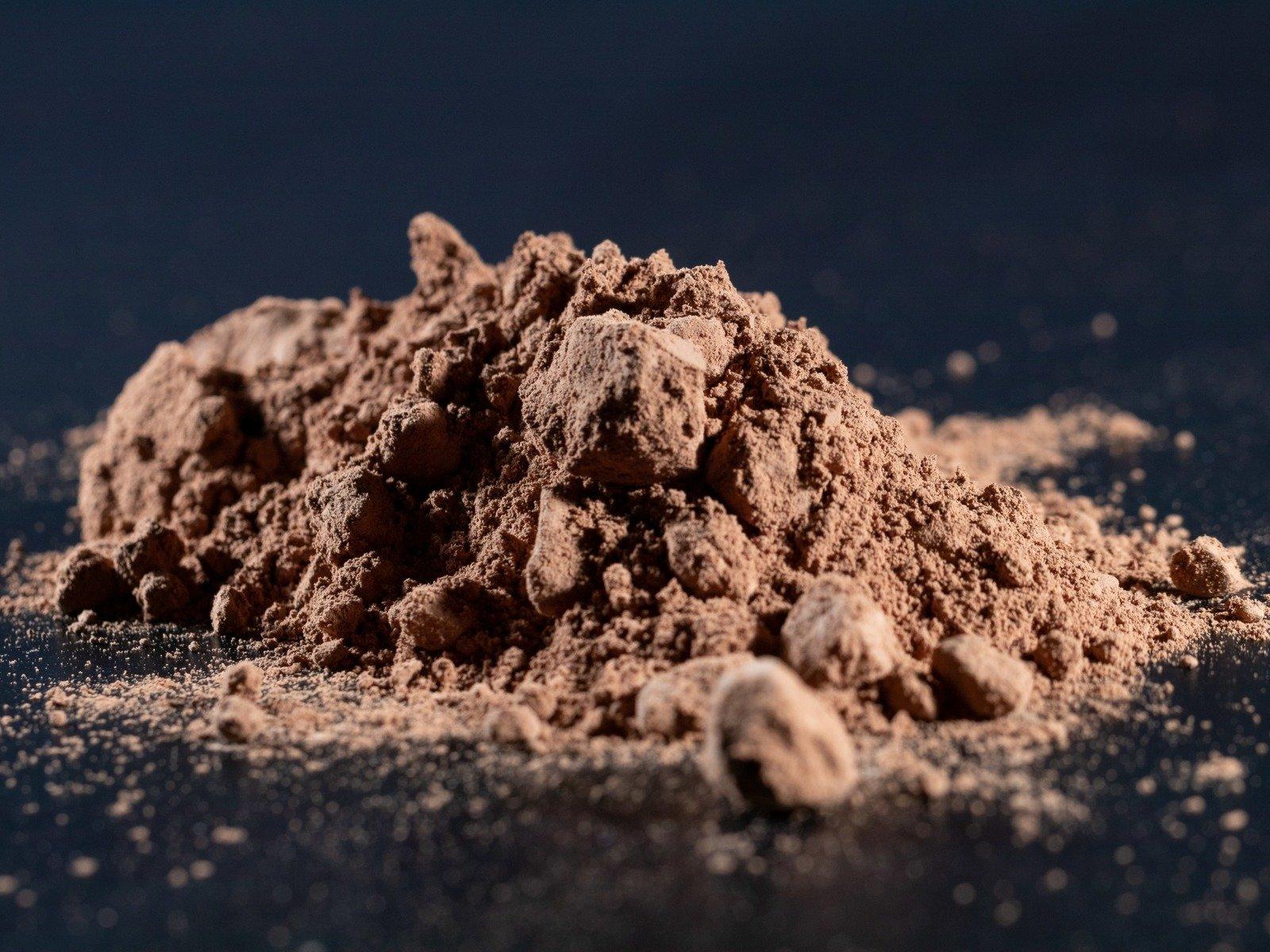 Organic Cacao Cocoa Powder Natural 10/12% 5kg Arriba Ecuador