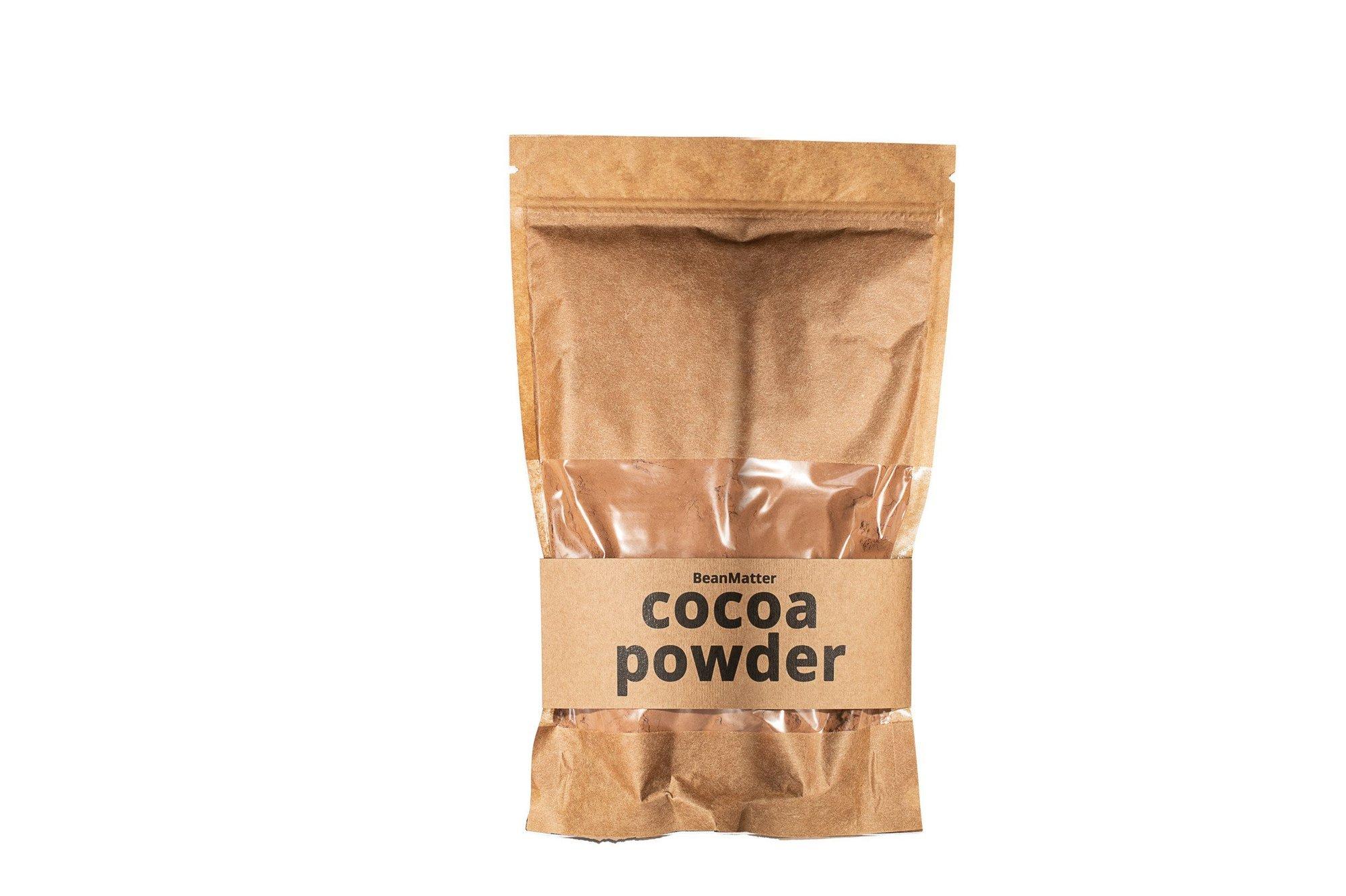 Cocoa Cacao Powder Kakaopulver Natural 10/12% 800g Arriba Ecuador