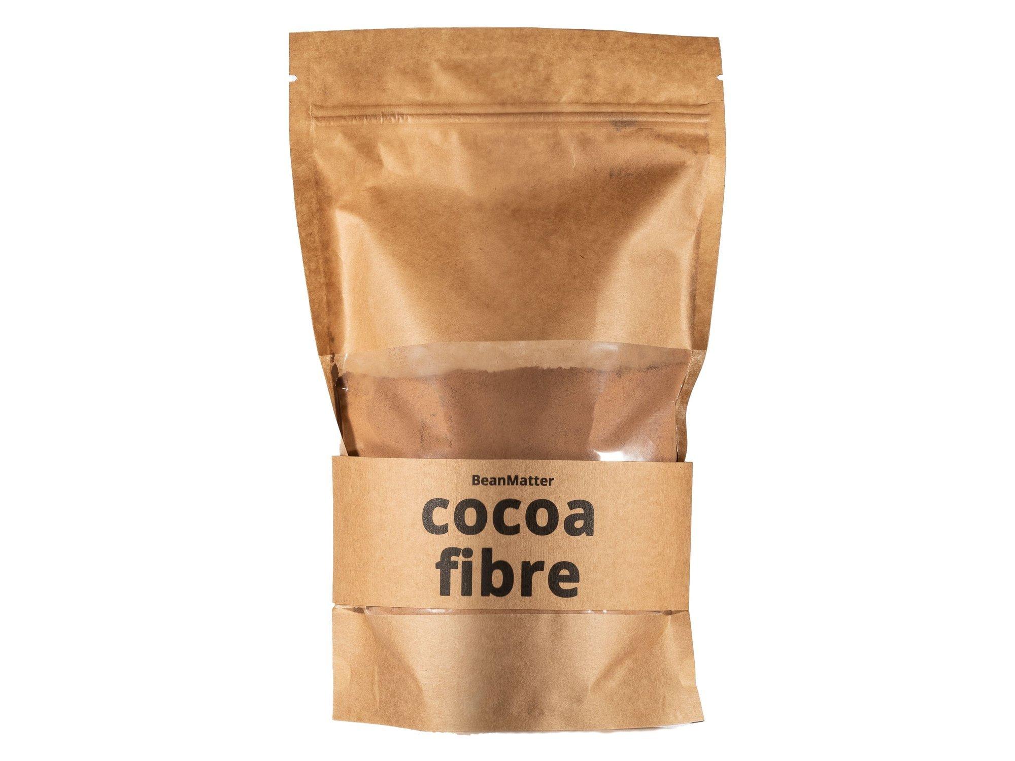 Naturalny Błonnik kakaowy z łuski bezglutenowy 250g